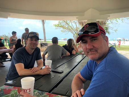 2019 Annual Company Picnic at Fort Desoto Park