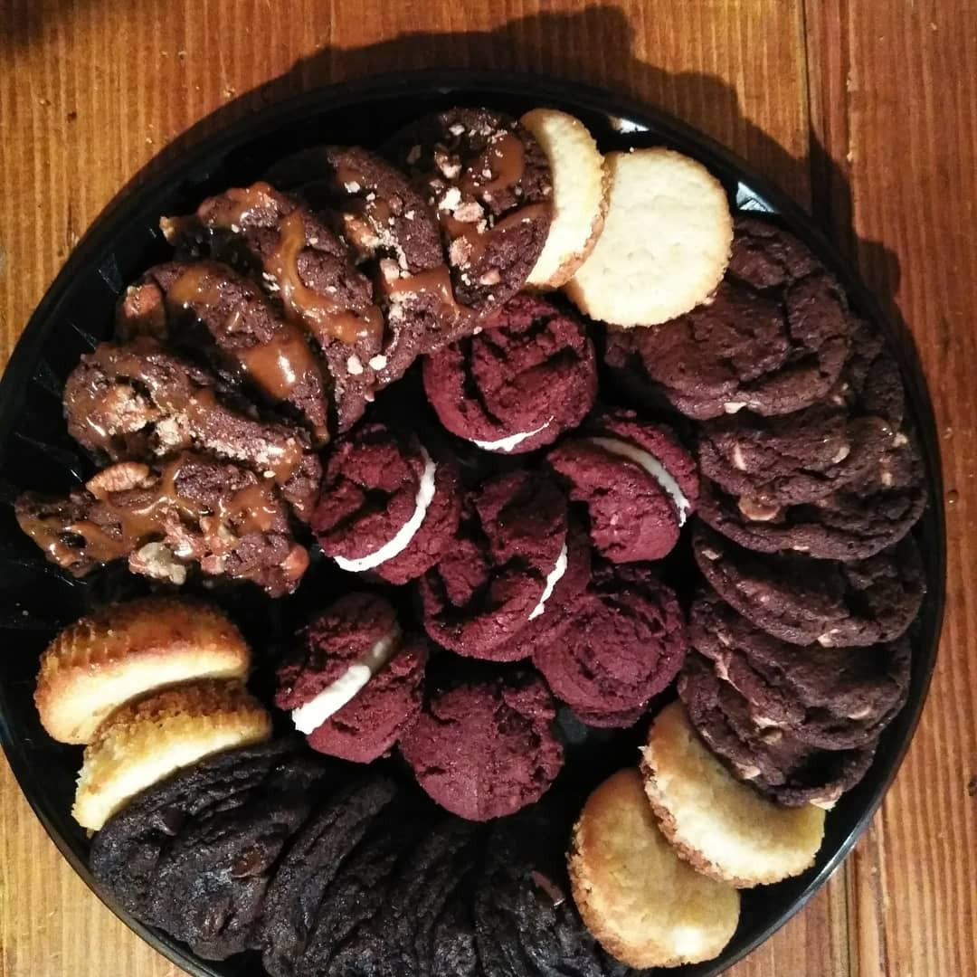Semi Sweet Platter