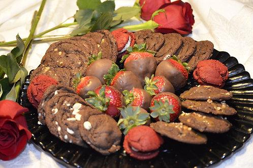 Semi-Sweet Platter