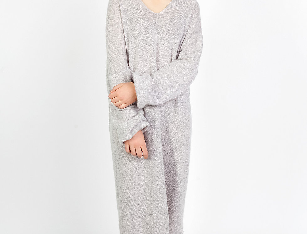 Cashmere long Dress