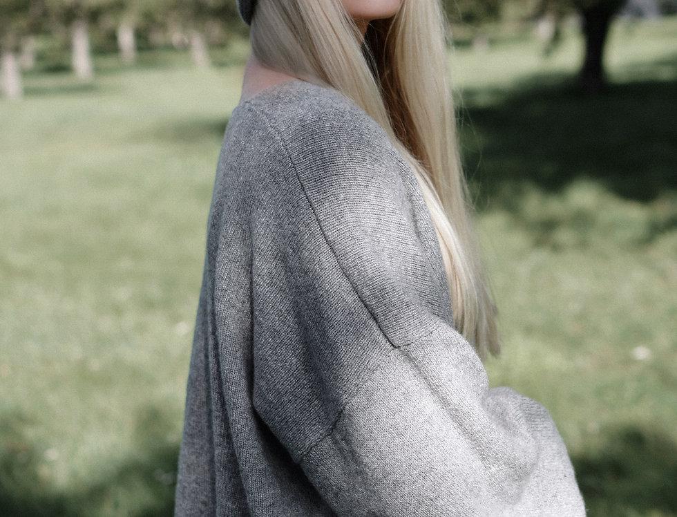 Cashmere Cardigan , Pure Cashmere sweater/Bolero