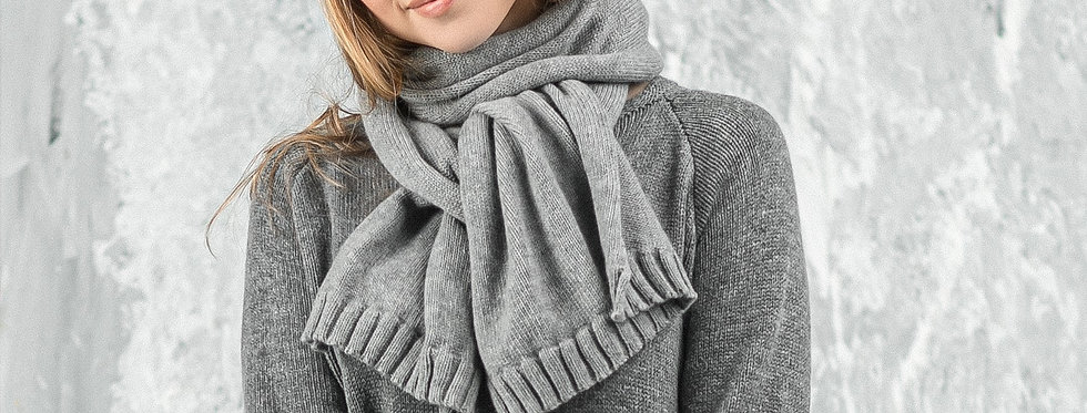 Oversize Cashmere Scarf for Women in 7 Colors
