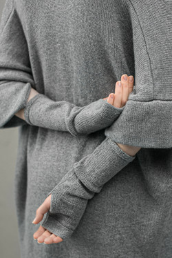 Hand Knit Cashmere Clothing