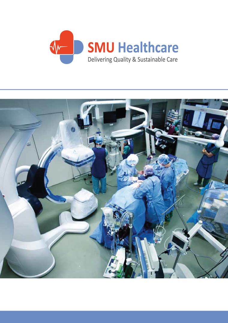 1. SMU Healthcare Company Profile