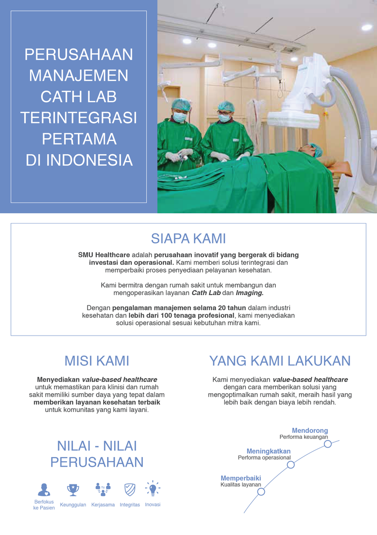 2. SMU Healthcare Company Profile