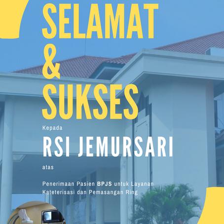 RSI Jemursari Surabaya siap melayani pasien BPJS