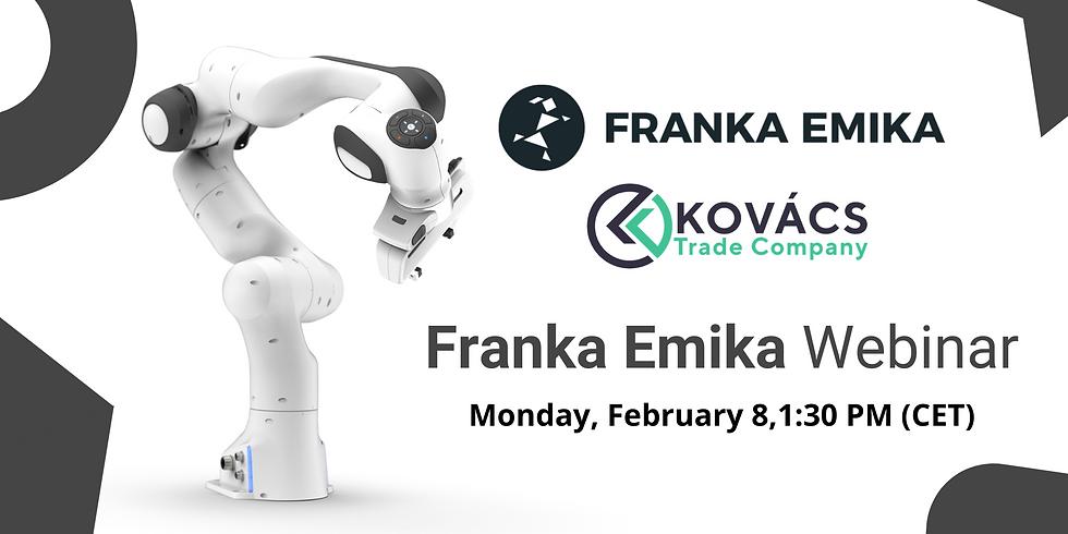 Franka Emika Webinar