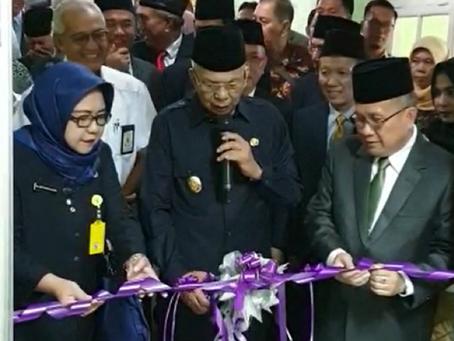 Peresmian Fasilitas Cath Lab di RSI Siti Khadijah