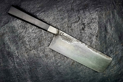 Silver Steel Nakiri, Bog Oak