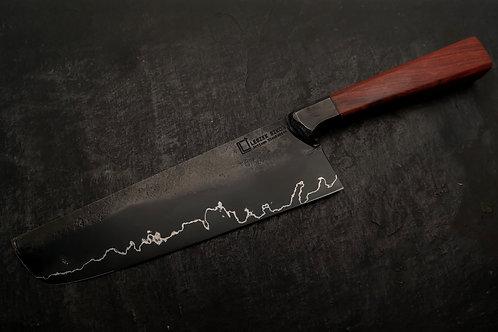 """Graphite"" Series Slicer, Pau Rosa"