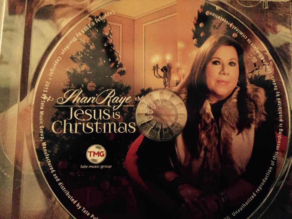 ShariRaye Jesus Is Christmas CD middle.jpg