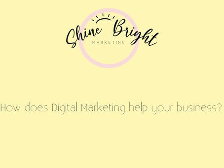 How does digital marketing help your business?