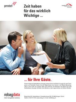 Kunde: Rebag Data AG, Hotelmanagement Software