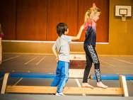 Balance Training mit Freddy Nock