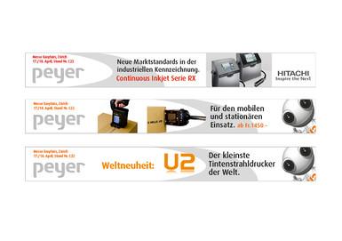 Peyer Graphics AG, Kennzeichnungssysteme