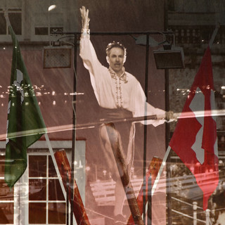 100 Jahre Circus Knie, Freddy Nock, Rapperswil