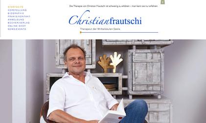 Kunde: Christian Frautschi, Gesundheitstherapeut