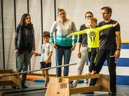 Balance Training für Jugendliche und Kinder mit Freddy Nock