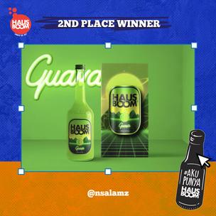 Guava Label Design