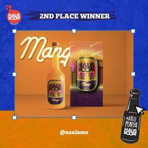 Mango Label Design