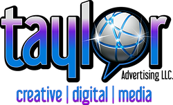 Taylor Advertising Creative Digital Medi