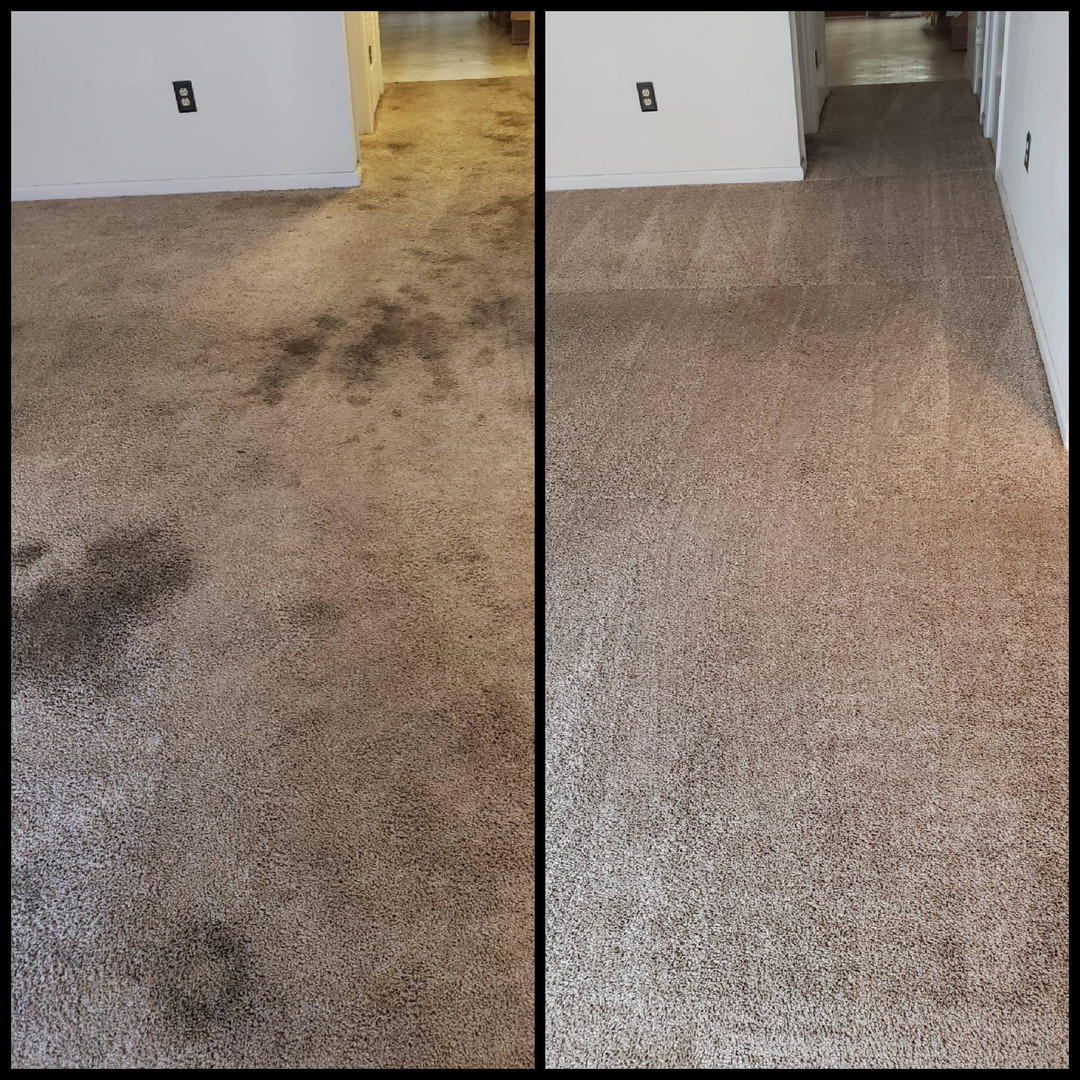 Oil and Dirt Removal
