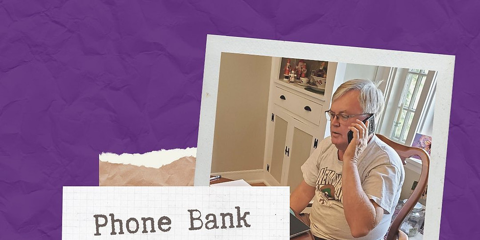 Phone Bank Party