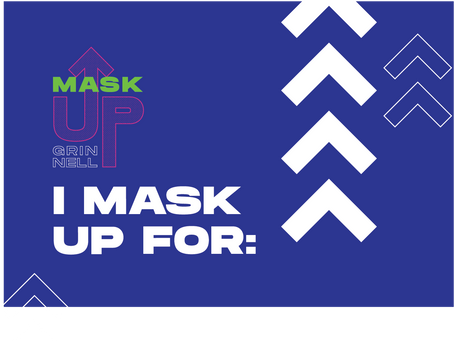 Why do you mask up?
