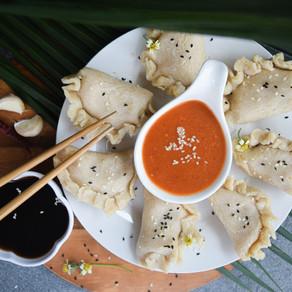 Veggie & Tofu Momos