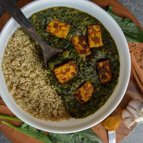 Tofu Saag
