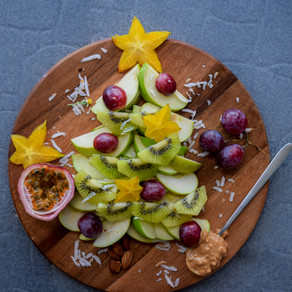 Holiday Fruit Tree
