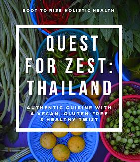 Vegan Thai Recipe book