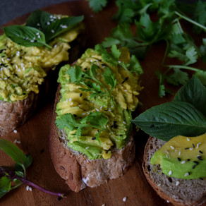 Simple Avocado Toast