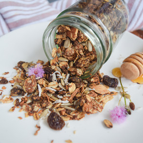Simple & Sweet Granola