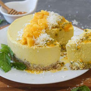 Mango Cheeze Cake