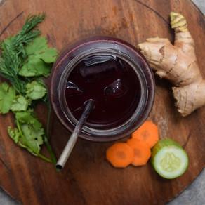 Beetroot & Veggie Juice