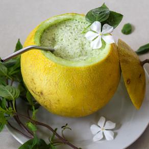 Melon con Coconut