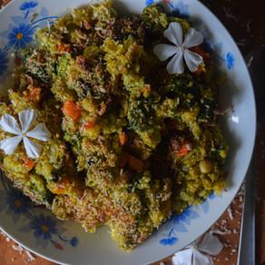 Broccoli & Cheeze Casserole