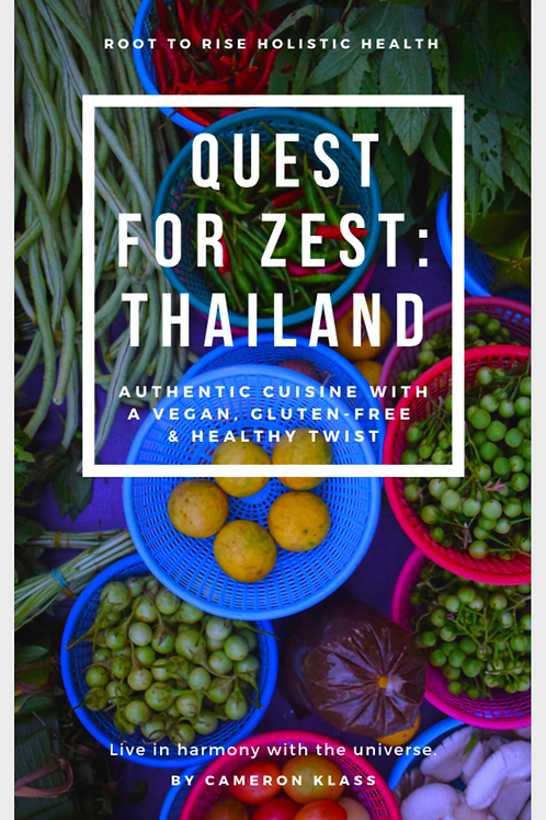 Standard Edition - Quest For Zest: Thailand
