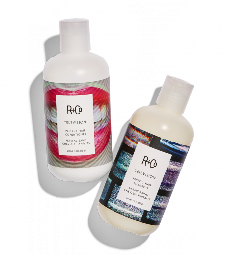 R+Co Television Shampoo & Conditioner