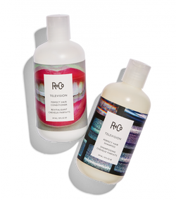 R+Co Television Shampoo & Conditioner