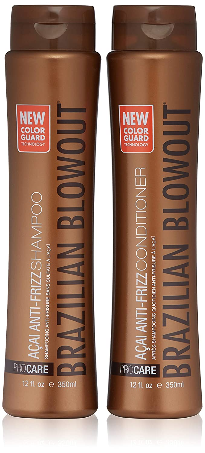 Brazilian Blowout Acai Shampoo & Conditioner
