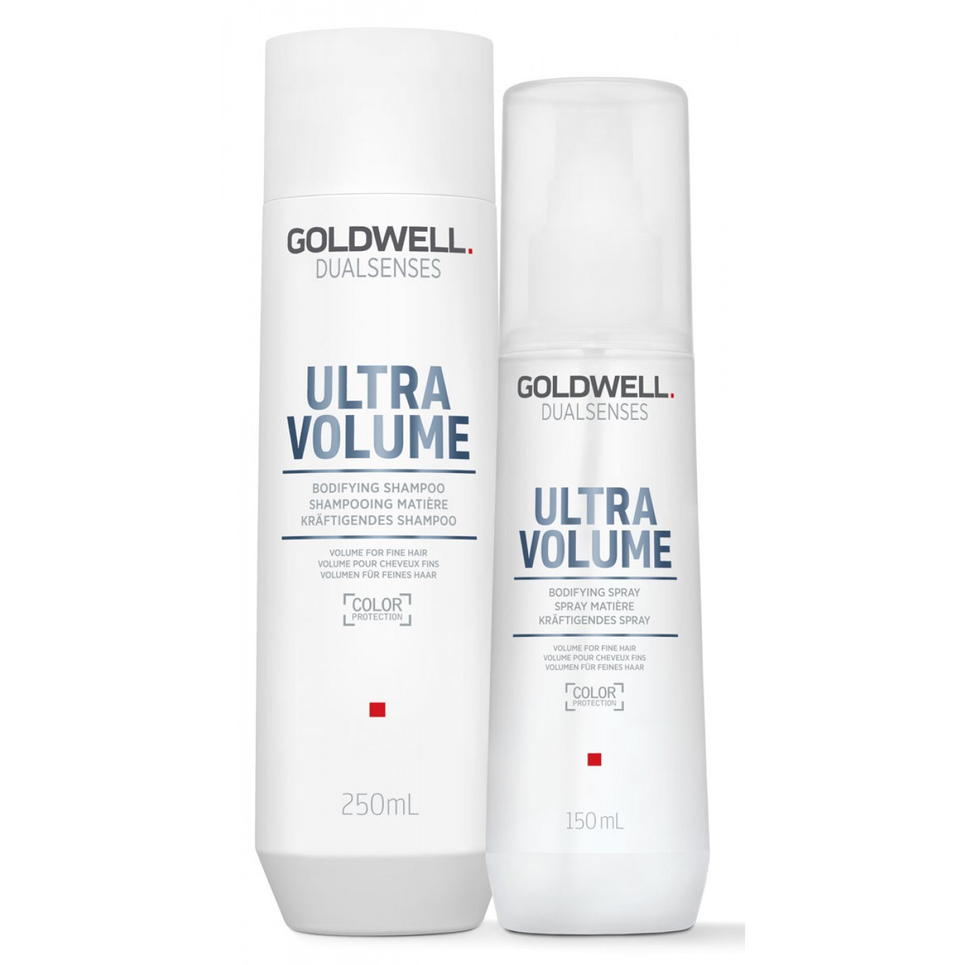 Goldwell Ultra Volume Shampoo & Conditioner
