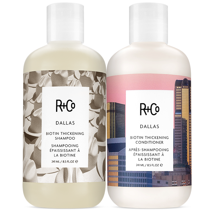 R+Co Dallas Shampoo & Conditioner