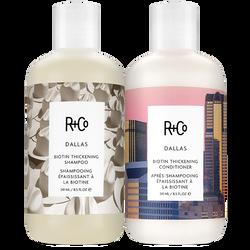 R+Co Dallas Shampoo & Conditioner