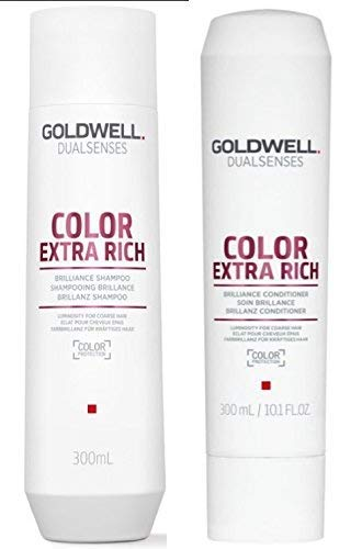 Goldwell Color Extra Rich Shampoo & Conditioner