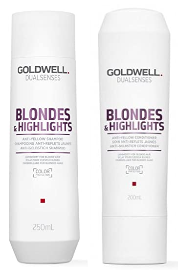 Goldwell Blonde & Highlights Shampoo & Conditioner
