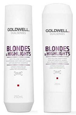 Goldwell Blonde & Highlights Shampoo & Conditioner