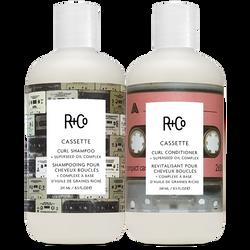 R+Co Cassette Shampoo & Conditioner