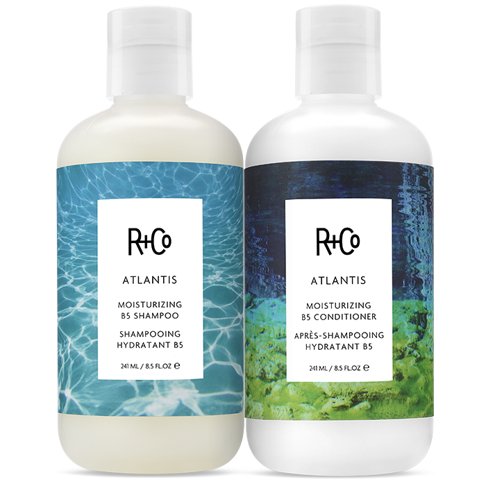 R+Co Atlantis Shampoo & Conditioner